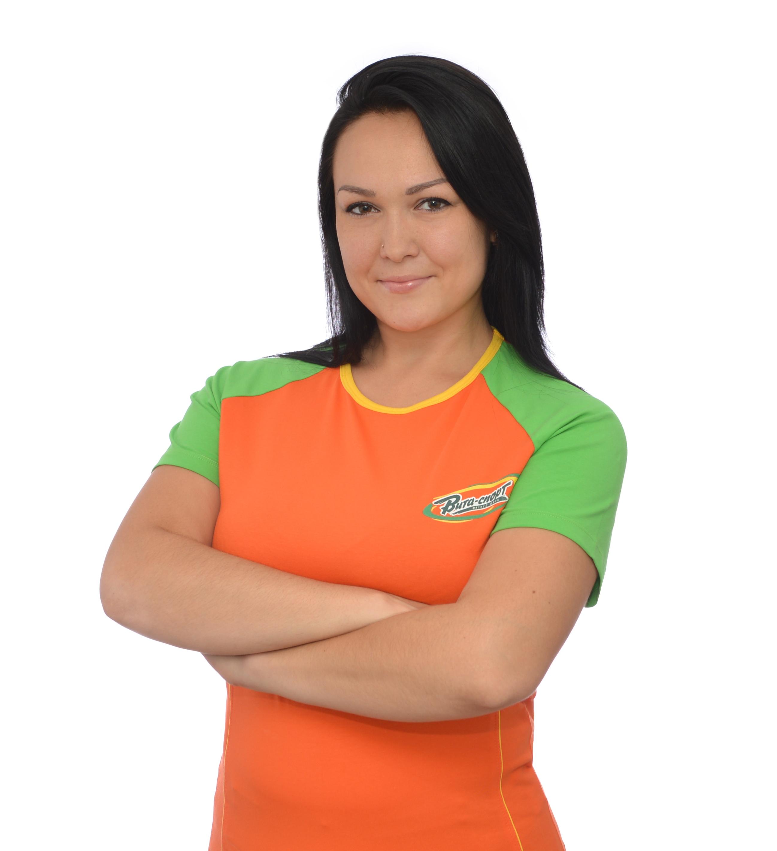 Елена Дяденко